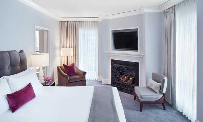 Hôtel Waldorf Astoria Chicago - Chambre Grand Deluxe