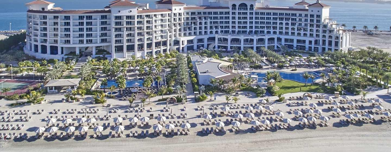 Waldorf Astoria Dubai Palm Jumeirah, Förenade Arabemiraten – Hotellets fasad