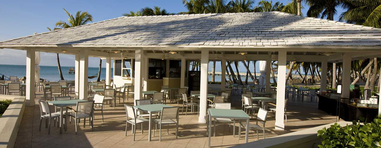 Casa Marina, a Waldorf Astoria Resort, Florida, Vereinigte Staaten - Casa Marina Dinner unter freiem Himmel