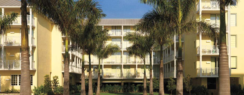 Hôtel The Reach, a Waldorf Astoria Resort, Floride, É.-U. - Extérieur