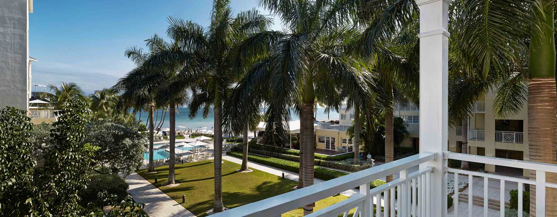 Hôtel The Reach, a Waldorf Astoria Resort, Floride, É.-U - Magnifiques vues