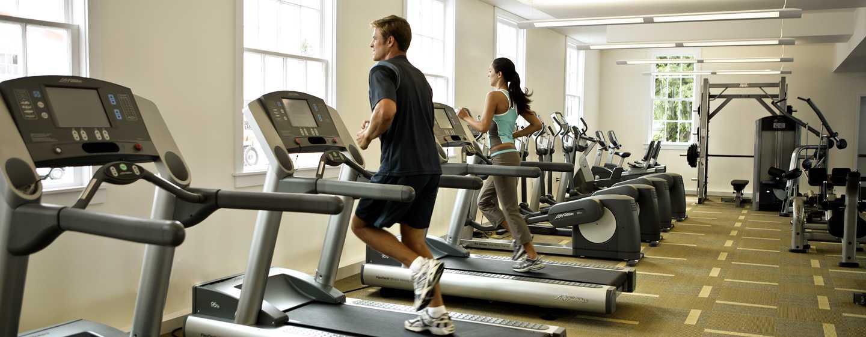 Hôtel The Reach, a Waldorf Astoria Resort, Floride, É.-U - Centre sportif