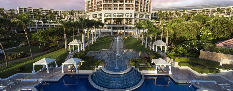 Grand Wailea, a Waldorf Astoria Resort, Havaí - Exterior do hotel