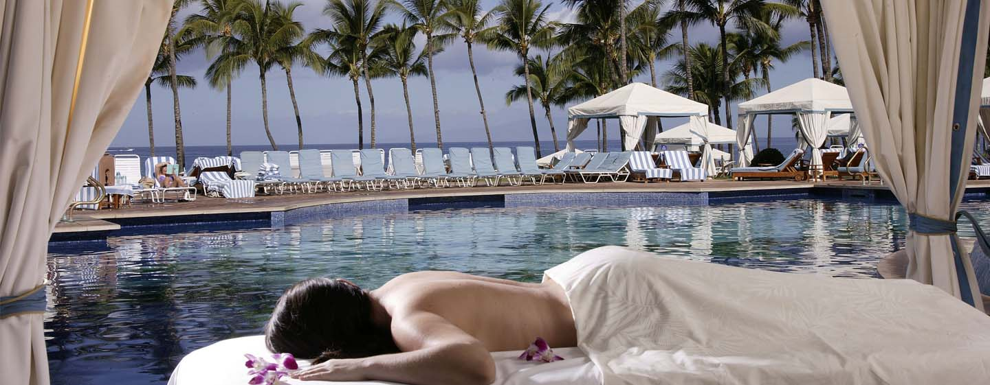 Grand Wailea, a Waldorf Astoria Resort, Havaí - Spa