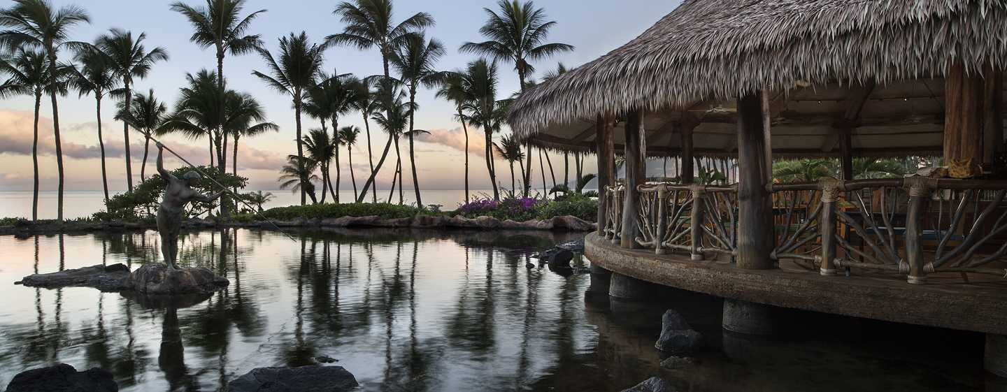 Grand Wailea, a Waldorf Astoria Resort, Havaí - Restaurante
