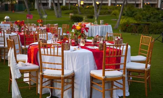 Grand Wailea, a Waldorf Astoria Resort, Hawaii - Garden Event