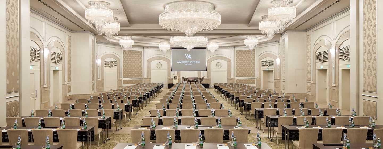 The Waldorf Astoria Jerusalem Hotel, Israel – Grand Ballroom