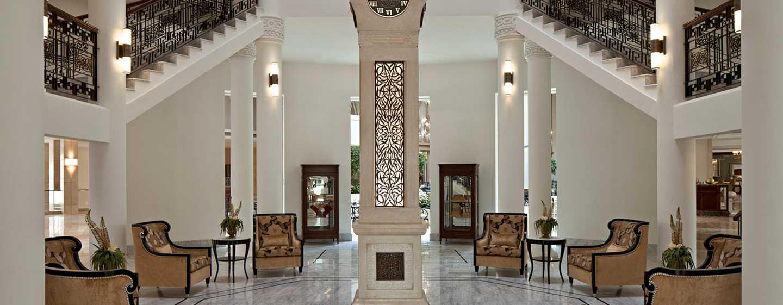The Waldorf Astoria Jerusalem Hotel, Israel – Hoteleingang