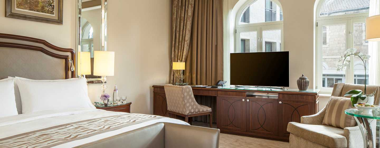 The Waldorf Astoria Jerusalem Hotel, Israel – Junior Suite