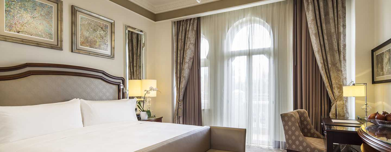 The Waldorf Astoria Jerusalem Hotel, Israel – Superior Zimmer