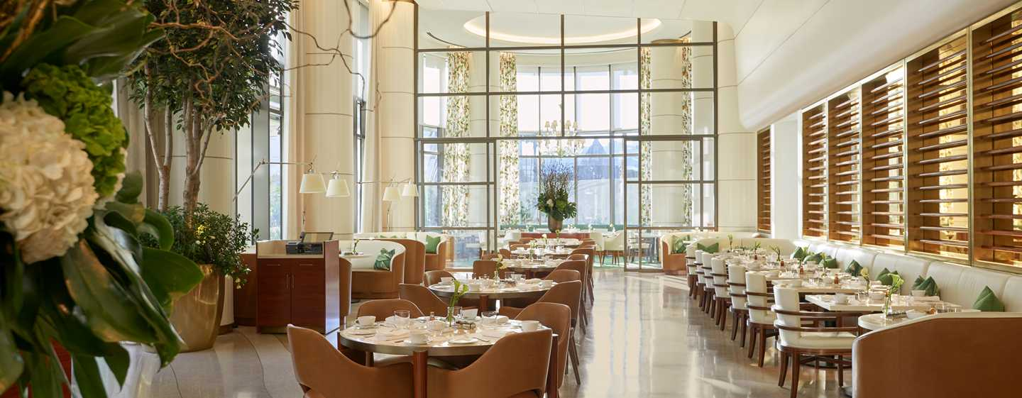 Hôtel Waldorf Astoria Beverly Hills, Californie - Jean-Georges BH
