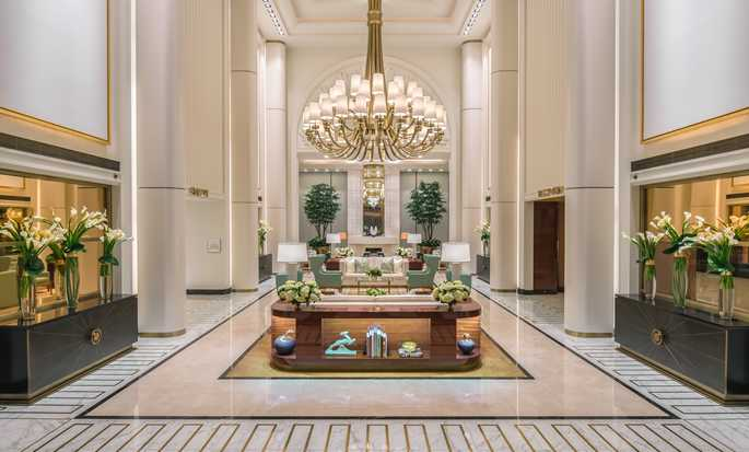 Waldorf Astoria Beverly Hills, Kalifornien – Hotellets lobby