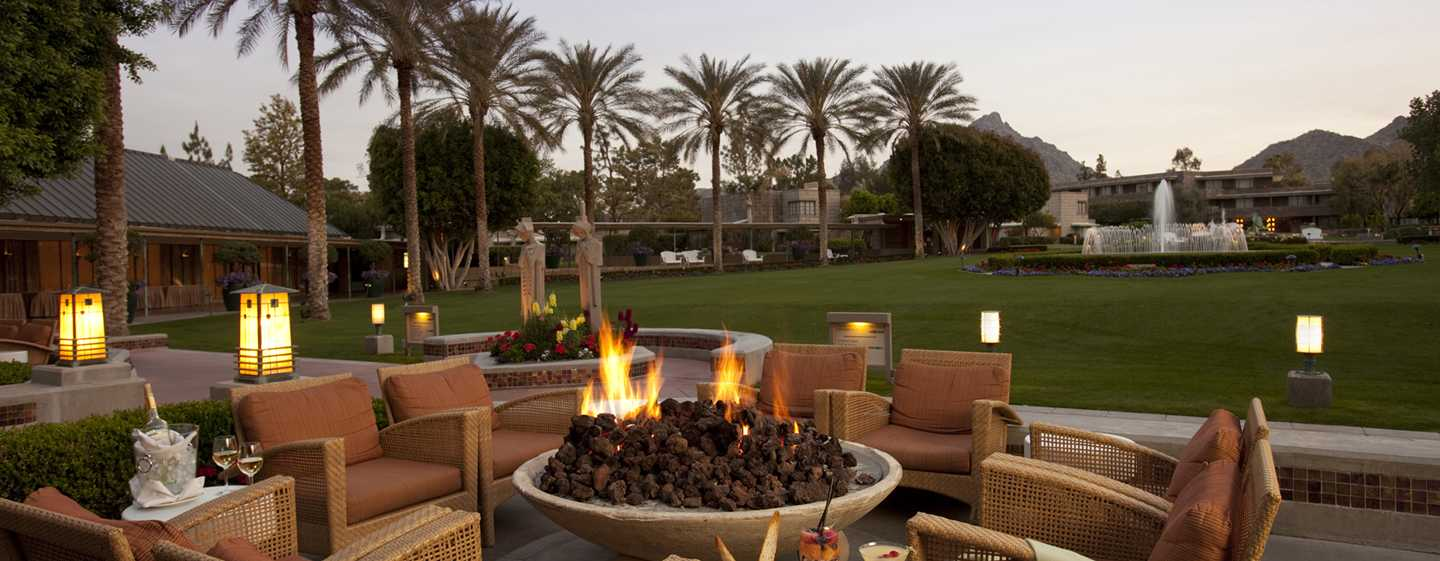 Arizona Biltmore, a Waldorf Astoria Resort Hotel, USA – Freisitz