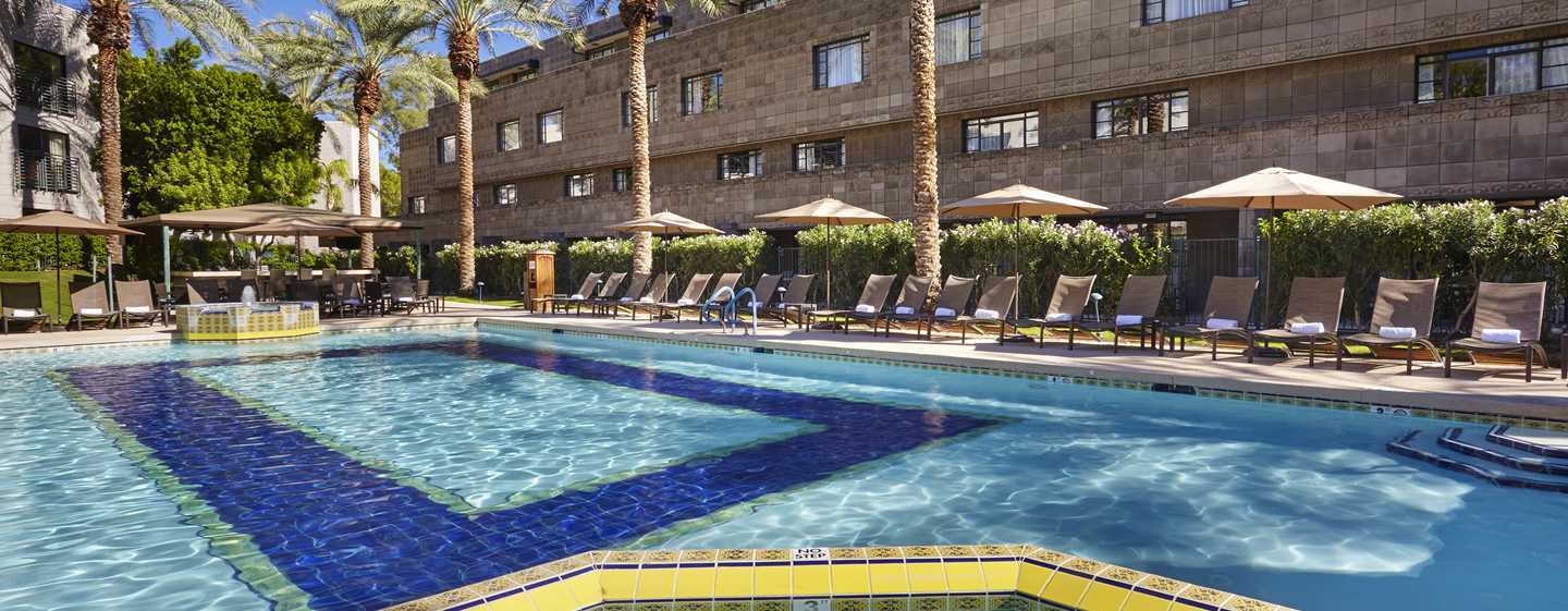 Arizona Biltmore, a Waldorf Astoria Resort Hotel, USA – Catalina Pool