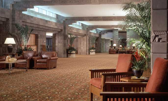 Arizona Biltmore, a Waldorf Astoria Resort Hotel, USA – Geräumige Lobby