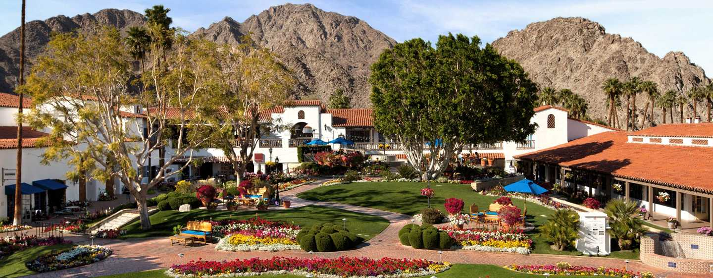 La Quinta Resort & Club, A Waldorf Astoria Resort, California - The Plaza