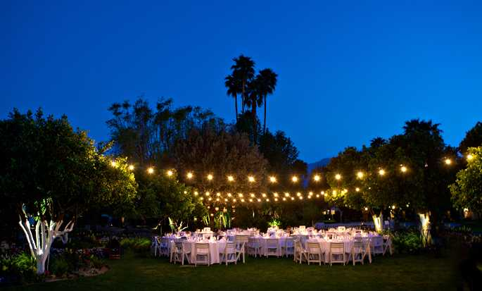 La Quinta Resort & Club, A Waldorf Astoria Resort, California - Eventos