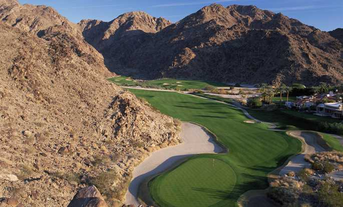 Hôtel La Quinta Resort & Club, A Waldorf Astoria Resort, Californie - Parcours de golf Mountain Course