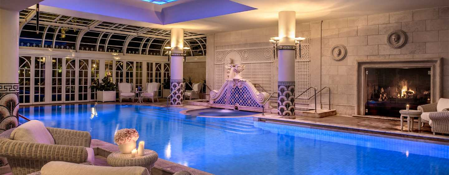 Spa De Luxe Rome H Tel Rome Cavalieri A Waldorf Astoria Resort Grand Spa
