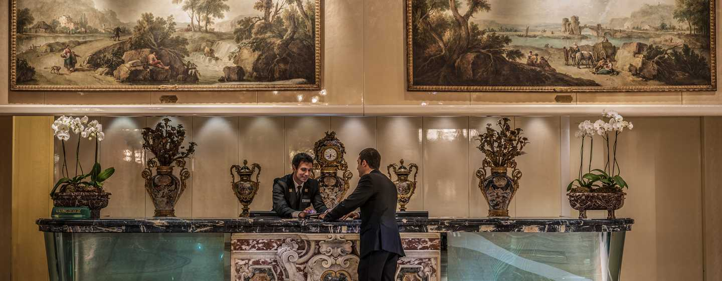 Rome Cavalieri, Waldorf Astoria Hotels& Resorts, Itália