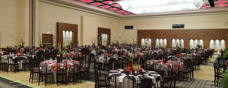 Hôtel El Conquistador, A Waldorf Astoria Resort, Porto Rico - Salle de réception