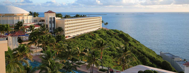 Hôtel El Conquistador, A Waldorf Astoria Resort, Porto Rico - Extérieur de l'hôtel
