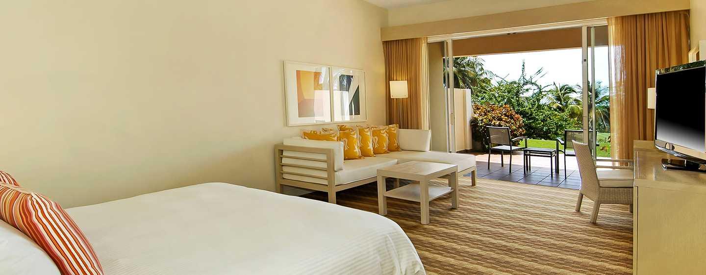 El Conquistador, A Waldorf Astoria Resort, Porto Rico – Quarto com vista para o jardim