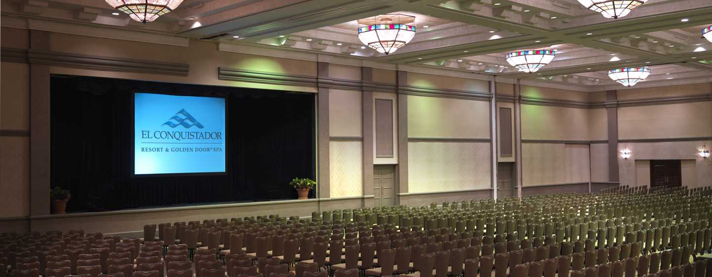 El Conquistador, A Waldorf Astoria Resort, Porto Rico – Conferência