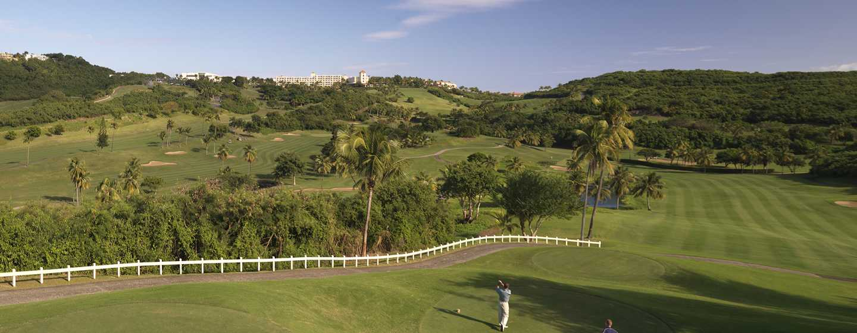 Hôtel El Conquistador, A Waldorf Astoria Resort, Porto Rico - Parcours de golf
