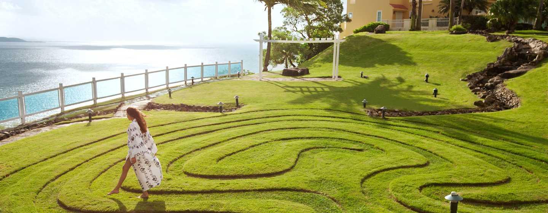 Hôtel El Conquistador, A Waldorf Astoria Resort, Porto Rico - Jardins de méditation