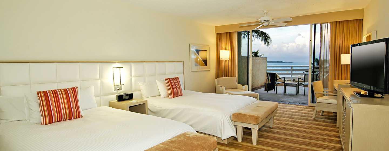 El Conquistador, A Waldorf Astoria Resort, Puerto Rico – Quarto Double com vista para o mar