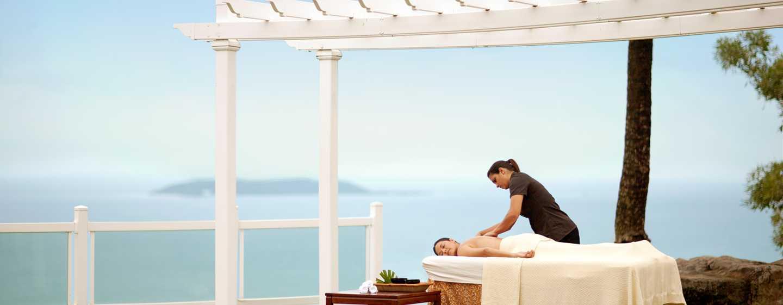 Hôtel El Conquistador, A Waldorf Astoria Resort, Porto Rico - Services de spa