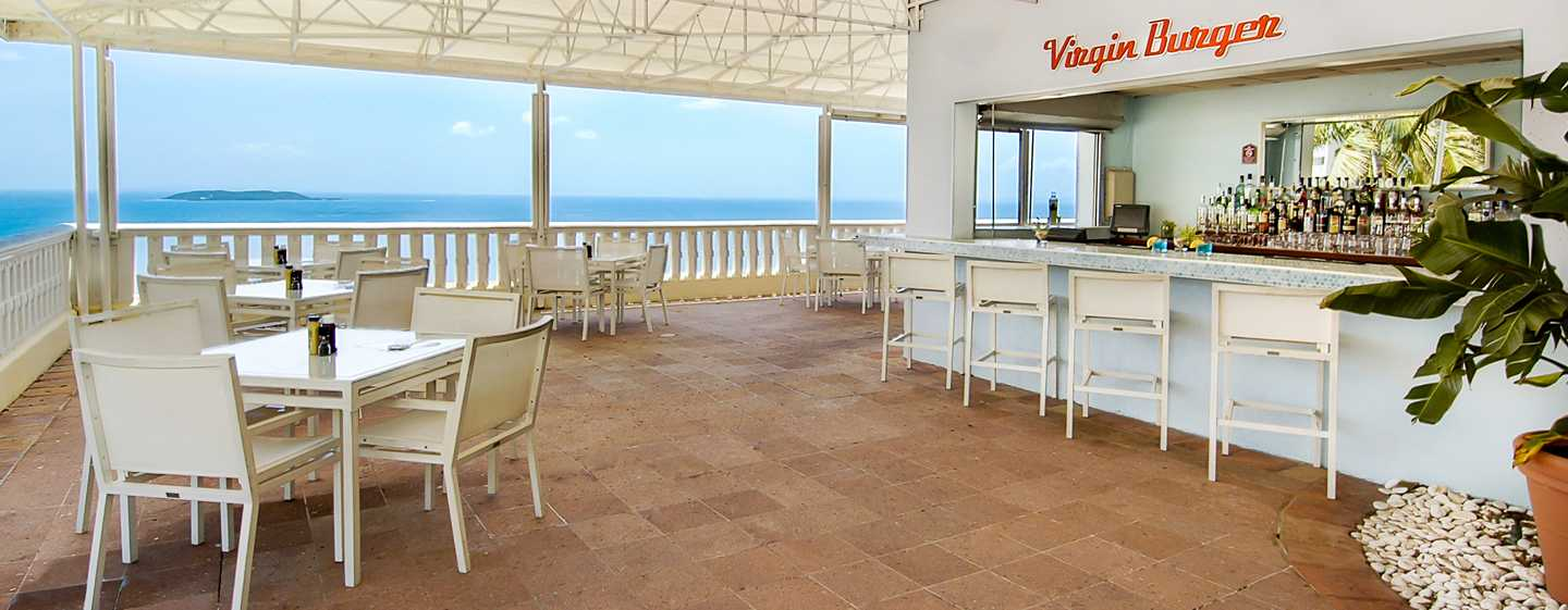 Las Casitas, a Waldorf Astoria Resort, Puerto Rico - Virgin Burger