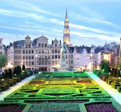 Découvrez l'une des places de marché les plus vieilles d'Europe: Hilton Brussels Grand Place