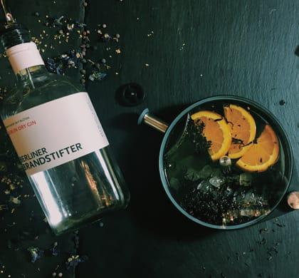 Fabriquez votre propre gin: Hilton Berlin