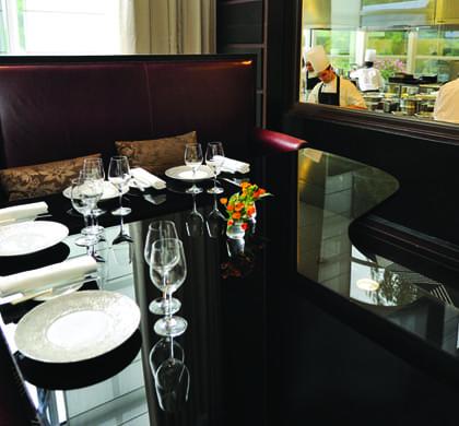 La table du chef: Waldorf Astoria, Trianon Palace