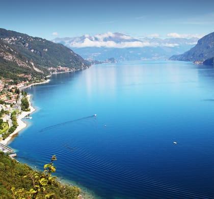 Circuit en hydravion sur le lac de Côme: Hilton Lake Como