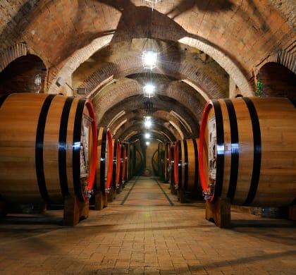 Portes ouvertes dans les caves à vin: Curio Collection: La Bagnaia Golf & Spa Resort