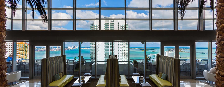 Conrad Miami Lobby