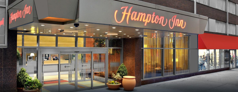 Hilton - Naše značky - Hampton by Hilton