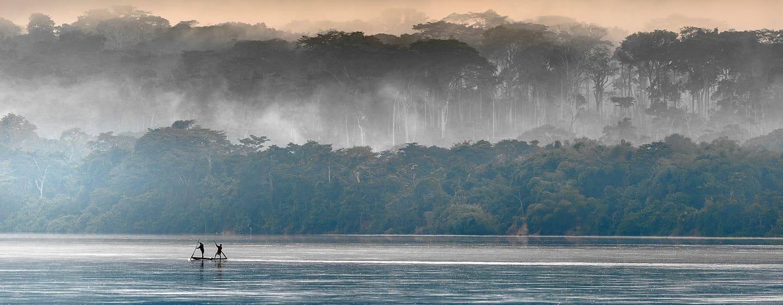 Congo - Rivière Sangha