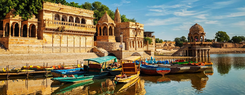 Inde - Lac Gadi Sagar
