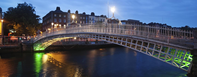 Halfpenny Bridge - Dublin, Irland