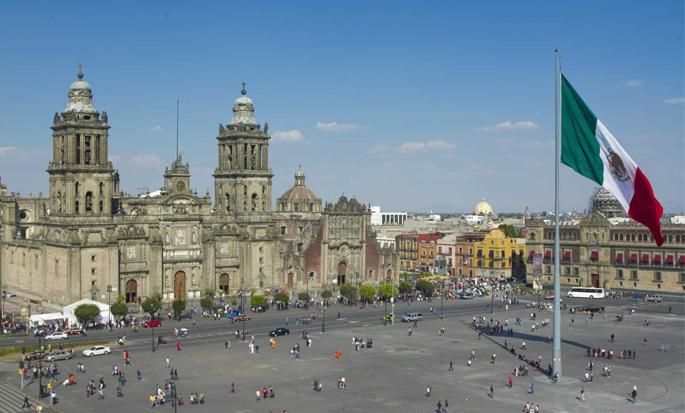 Cuidad de Mexico