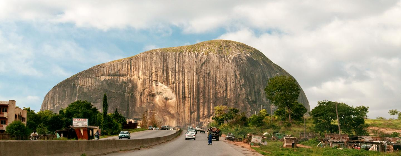 Nigeria - Zuma Rock