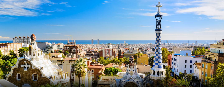 spanje barcelona vakantie