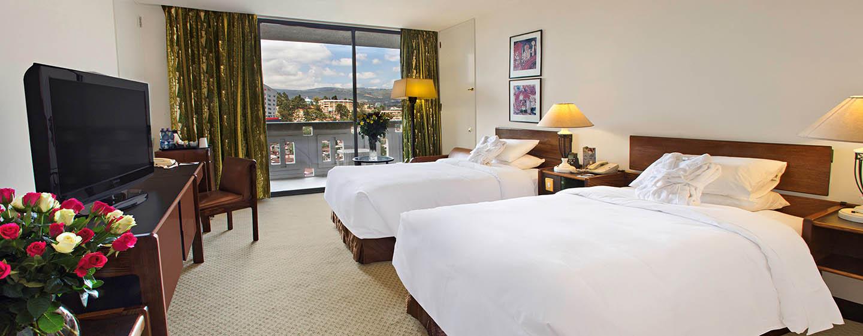 Hilton Addis Ababa, Äthiopien– Plus Zweibettzimmer