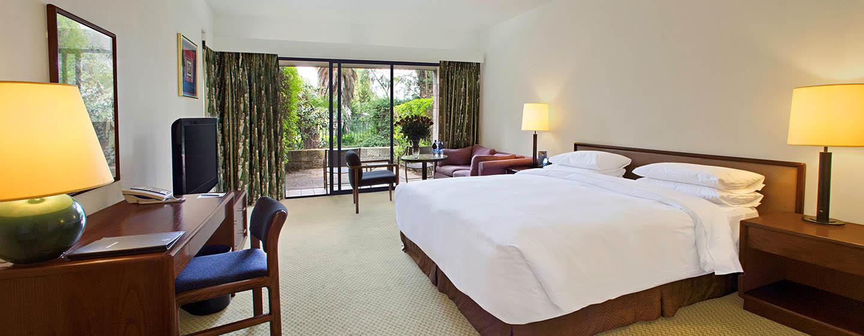 Hilton Addis Ababa, Äthiopien– Studio Apartment mit King-Size-Bett