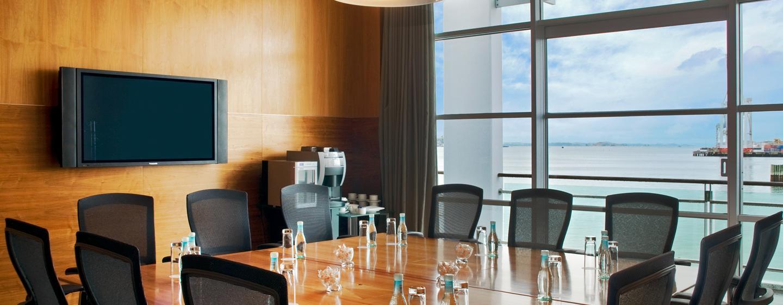 Im Hilton Auckland stehen den Gästen 7 moderne Tagungsräume zur Verfügung