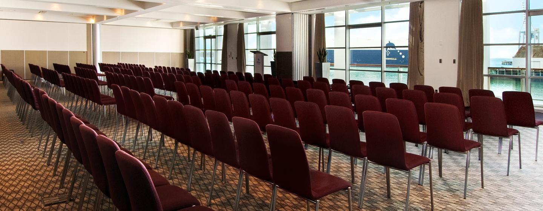 Große Konferenzen oder andere Veranstaltungen können in den Räumlichkeiten des Hotels durchgeführt werden